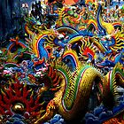 Chinese Dragons by zhao wei koh