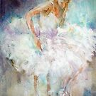 Dance Art Gallery 36 - Moment Alone by Ballet Dance-Artist