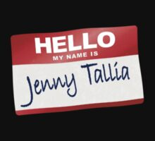 Hello My Name Is Jenny Tallia by BroadcastMedia