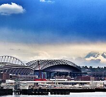 Cloudy with a Chance of Rainier by Sue Morgan