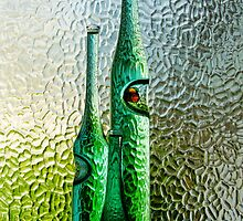 Three Green Bottles by Susie Peek