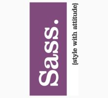 Sass by posx ★ $1.49 stickers