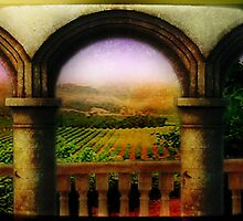 Tuscan View by WishesandWhims