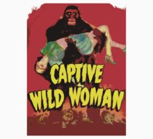 Captive Wild Women by sashakeen