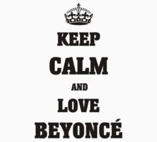 LOVE BEYONCÉ by DCPRODUCTION
