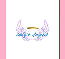 Cody's Angels iPhone/iPod Case by dream--catch3r