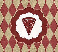 pizza diamonds by maydaze
