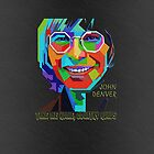 John Denver ~ Pop Art by V-Art