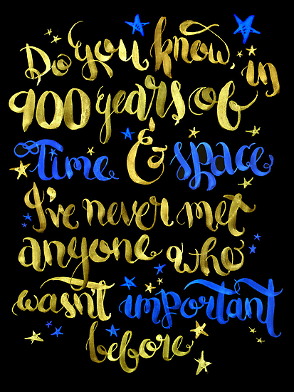 In 900 years of Time and Space... by six-fiftyeight