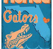 Florida Gators by Wingspan91089