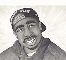 Tupac by Emily Perry