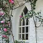 Romantic Window by Alexandra Lavizzari