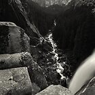 Nevada Falls Canyon by jswolfphoto