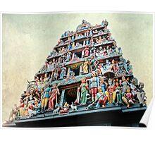 Sri Mariamman Temple Poster