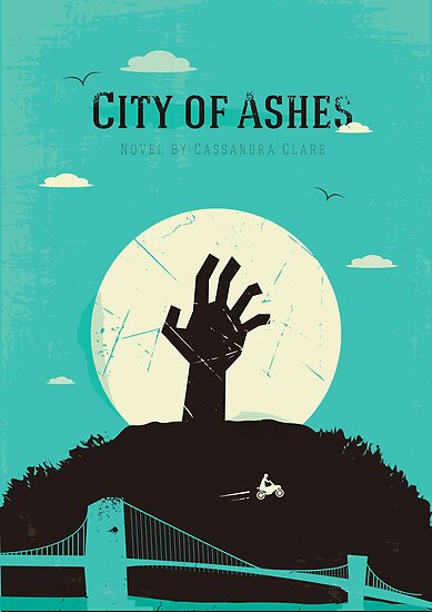 City of Ashes by Risa Rodil