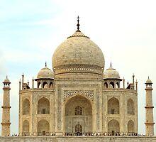 Taj Mahal by Jitesh Chauhan