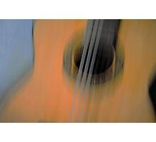 guitarra.. Photographic Print