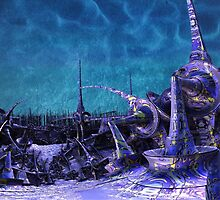 strange planet by bogfl