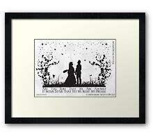 A Midsummer Night's Dream Framed Print