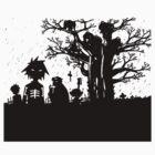 Gorillaz by seanlar94