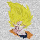 Goku by seanlar94