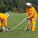 Men At Work: CFA by aussiebushstick