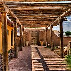 San Elizario Hacienda by Ray Chiarello
