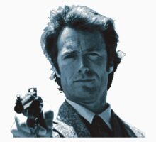 Clint Eastwood in Dirty Harry by mob345
