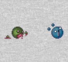 Zombie Emoticon Attack by skulioskarsson