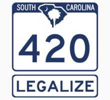South Carolina 420 - HIGHway to Legalize by IntWanderer