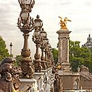 Pont Alexandre III - Paris France by Buckwhite
