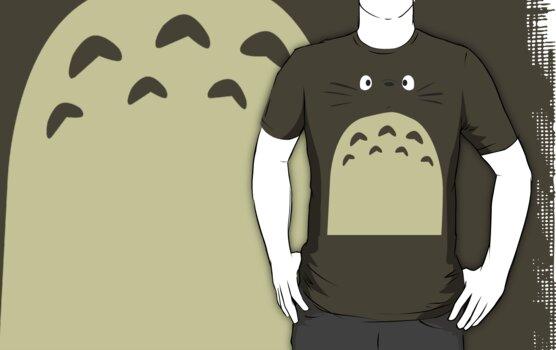 My Neighbor Totoro by ChiChiDesigns