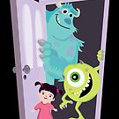 Monsters inc by mjdaluz