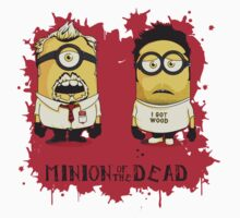 Minion of the Dead by Donnie Illustration