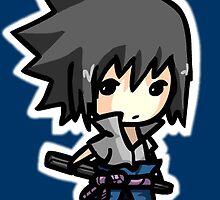 Chibi sasuke by Xeroz