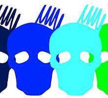 Olympus Multiple Cranium Design by David Morrison