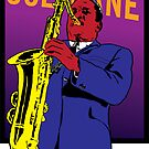 John Coltrane by Rich Anderson