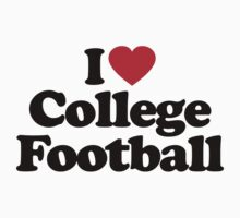 I Love College Football by iheart