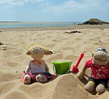 Life's a beach by twinnieE