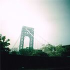 George Washington Bridge by meadythebrave