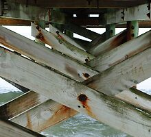 Under The Boardwalk by Vana Shipton