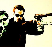 Boondock Saints by justin13art