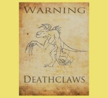Warning Deathclaws by icemanire