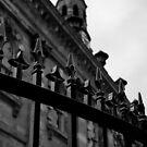 Barred from Religion by Rowan Kanagarajah