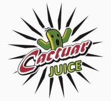 New Cactuar Juice by karlangas