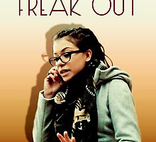 Just don't freak out - Cosima Orphan Black by tetyline