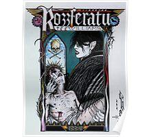 Rozzferatu - Fan Art for Rozz Williams Poster