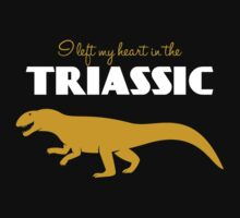 I Left My Heart in the Triassic by David Orr