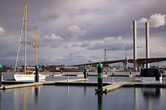 Docklands by Vince Russell