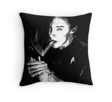 Star Trek Into Darkness - Khan Throw Pillow